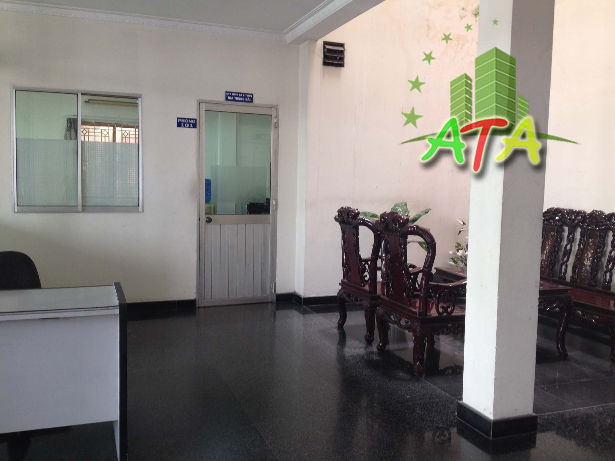 văn phòng cho thuê quận Bình Thạnh, 586 Building đường Nguyễn Thiện Thuật, Quận Bình Thạnh, office for lease in HCMC