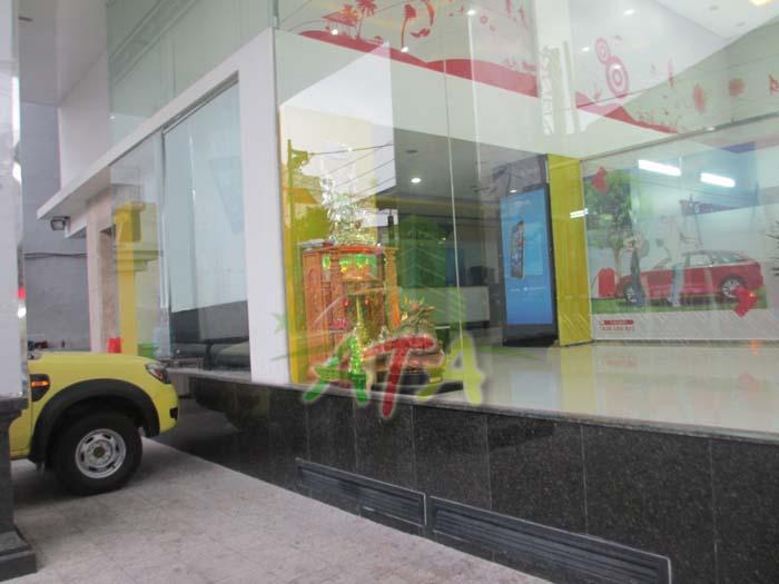 Văn phòng cho thuê quận Bình Thạnh - Q Smart Tower, phan đăng Lưu - office for lease in Binh Thanh District - hcmc