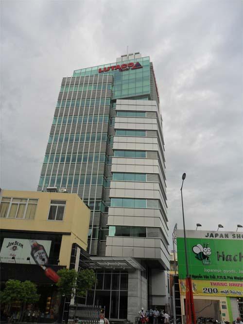 Lutaco Office Building