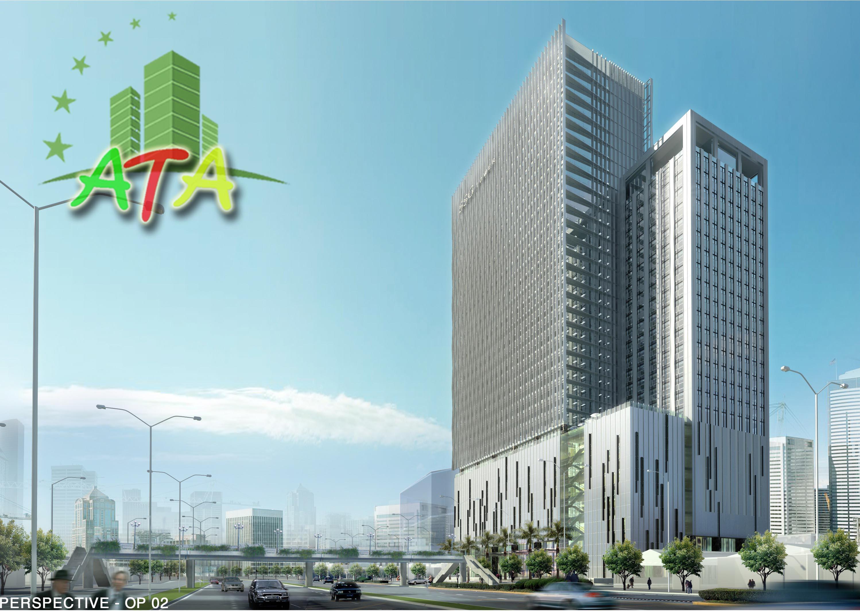 văn phòng cho thuê SSG TOWER OFFICE - Pearl Plaza