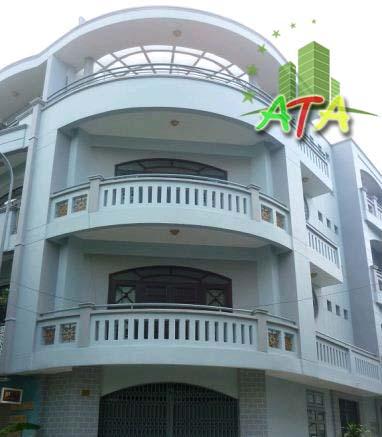 Cho thuê nhà MT 56 Lý Văn Phức, quận 1