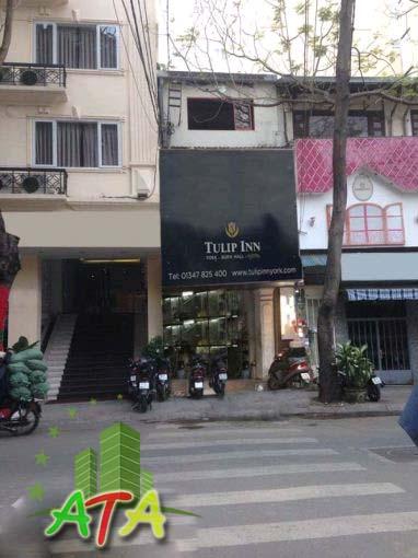 Cho thuê nhà MT đường Mạc Thị Bưởi