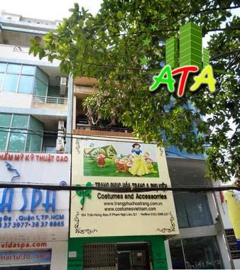 Nhà mặt tiền đường Trần Hưng Đạo
