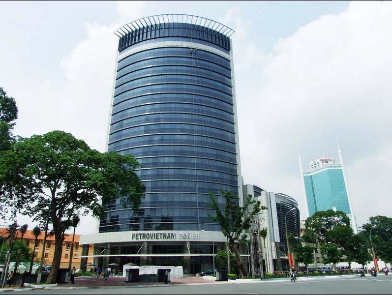 Tòa nhà Petro Việt Nam, đường Lê Duẩn, quận 1