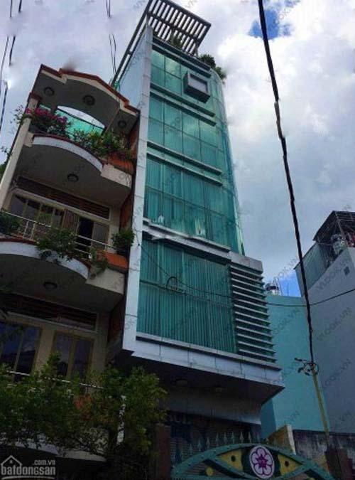 Văn phòng hẻm đường Tô Hiến Thành 100 m2 = 13 triệu / tháng