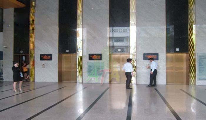 gemadept-tower Tòa nhà văn phòng Gemadept Tower cho thuê giá 20usd/m2, quận 1