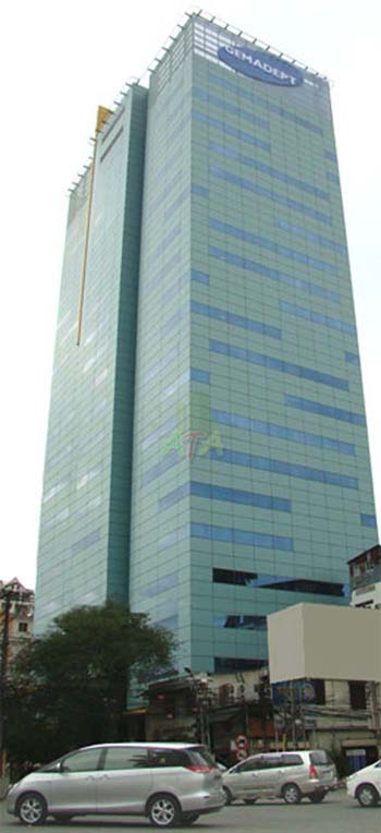 Gemadept Tower