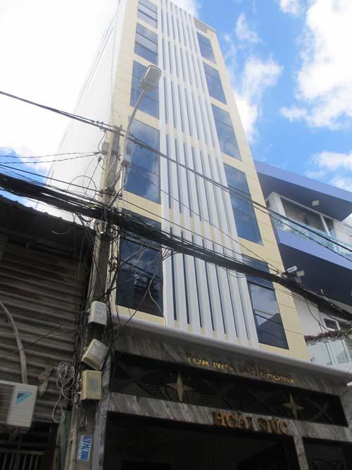 Văn phòng cho thuê Hoài Đức Building, đường Lê Trung Nghĩa, quận Tân Bình