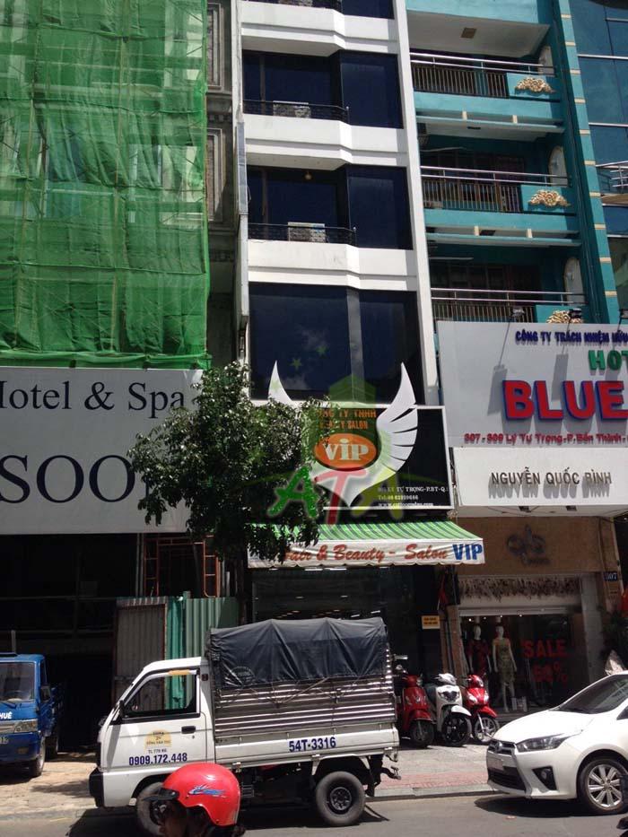 MT đường Lý Tự Trọng 4 x  21, thích hợp làm spa, cafe, nhà hàng