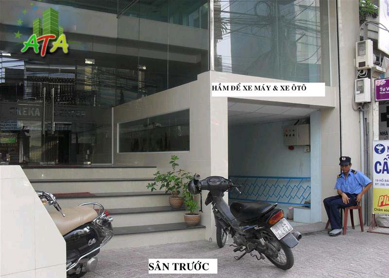 Ereka Center building Hồ Bá Kiện quận 10