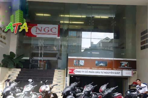 văn phòng cho thuê quận 4 - thế giới căn hộ - Office for lease in HCMC