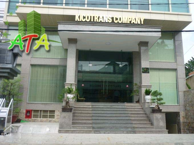 văn phong cho thuê quận Tân Bình, Kicotrans đường Bạch Đằng Tân Bình, ngay sân bay, office for lease in HCMC