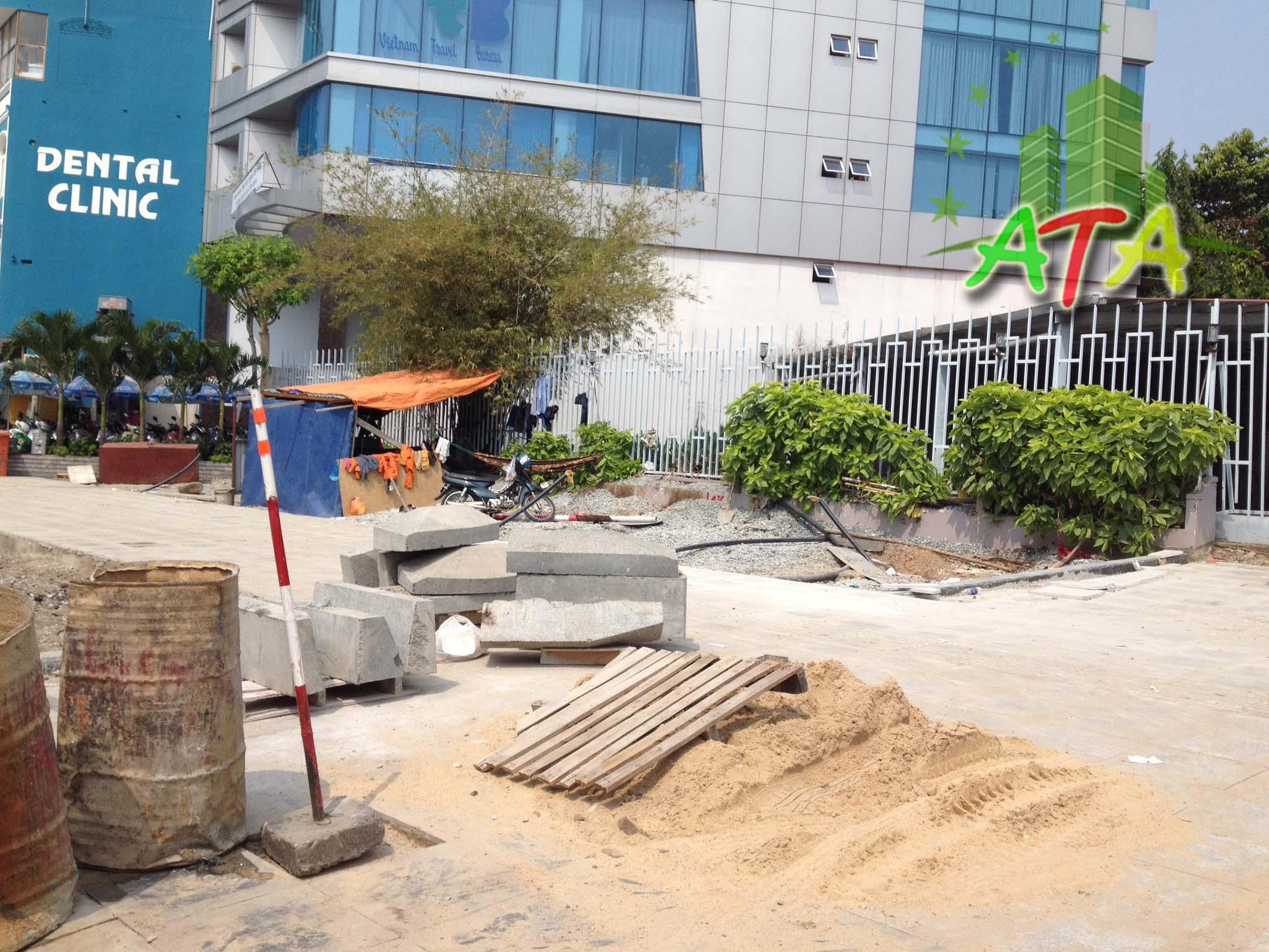 văn phòng cho thuê quận Tân Bình, tòa nhà văn phòng và khu phức hợp cho thuê ngay đường Trần Quốc Hoàn, Tân Bình