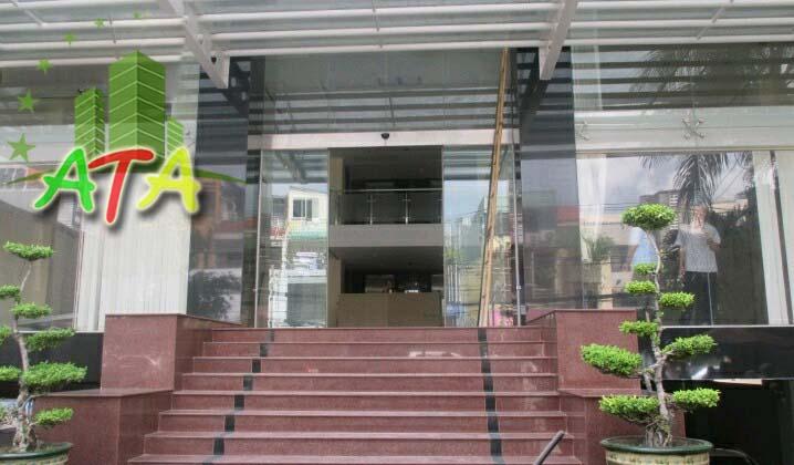 Văn phòng cho thuê quận 3 - GB Tower đường cách mạng tháng 8 CMT8 - office for lease in hcmc d3