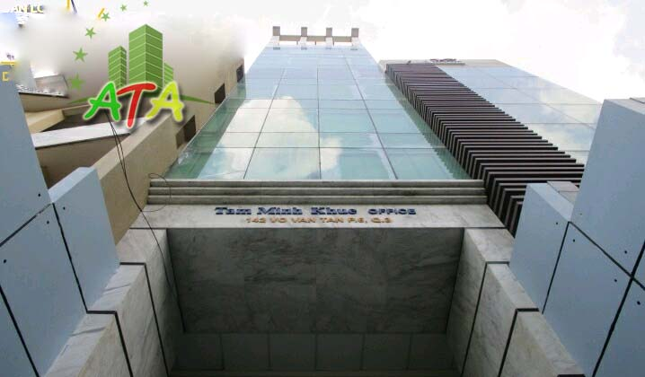 Tòa nhà Tâm Minh Khuê Building, đường Võ Văn Tần, quận 3