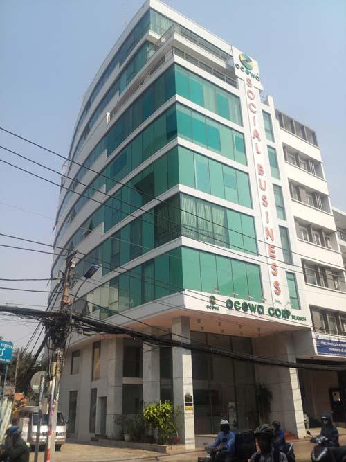 OCW CORP Building