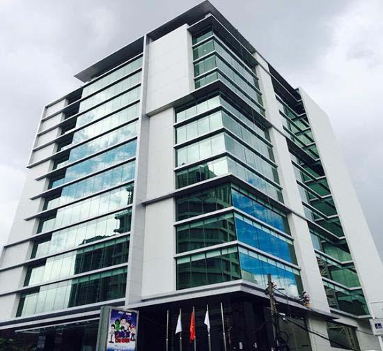 Văn phòng cho thuê Pax Sky 5 Building, đường 3 Tháng 2, quận 10
