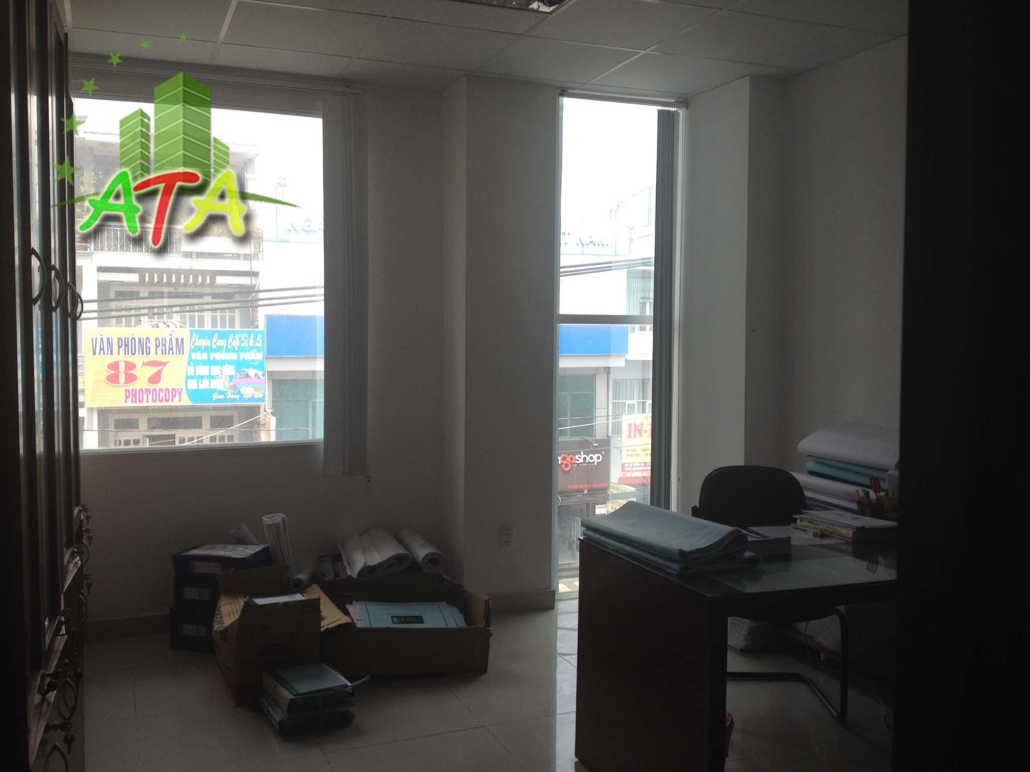 Văn phòng cho thuê quận Bình Thạnh, đường D2, Cienco