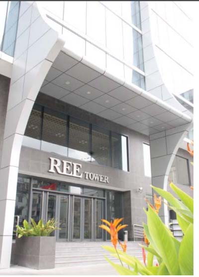 Ree II Tower