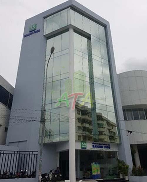 Sài Gòn Food Building