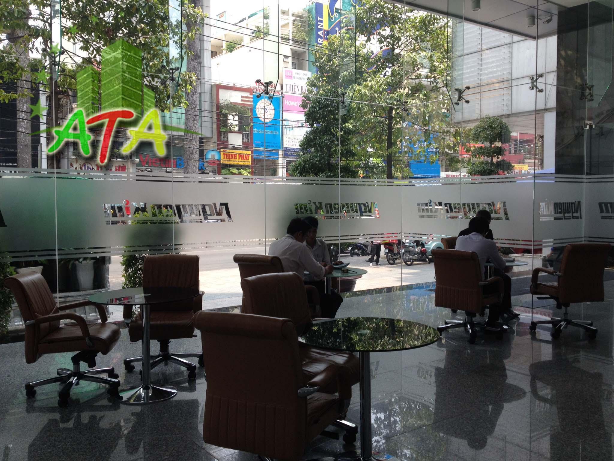 văn phòng cho thuê quận 1, Nguyễn Kim Building đường Nguyễn Thị Minh Khai, office for lease in District 1 HCMC