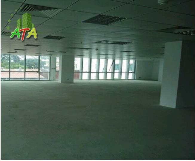 DTC Building - văn phòng cho thuê quận Tân Bình