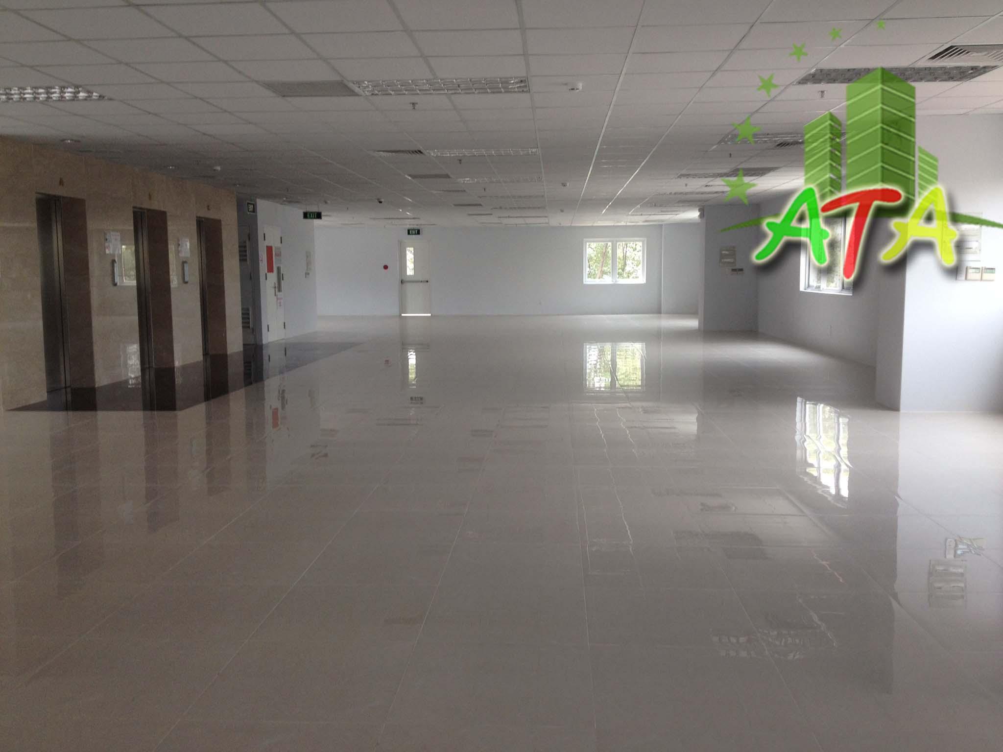 Văn phòng MT đường Hoàng Văn Thụ (Trương Quốc Dung) 150 m2 = 18 triệu