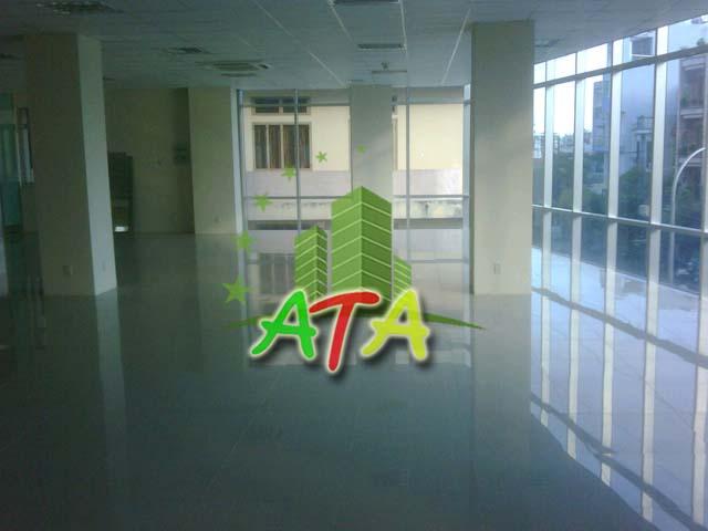 văn phòng cho thuê quận Phú Nhuận, VAC building, nằm trên đường Huỳnh Văn Bánh, office for lease in Phu Nhuan District, HCMC