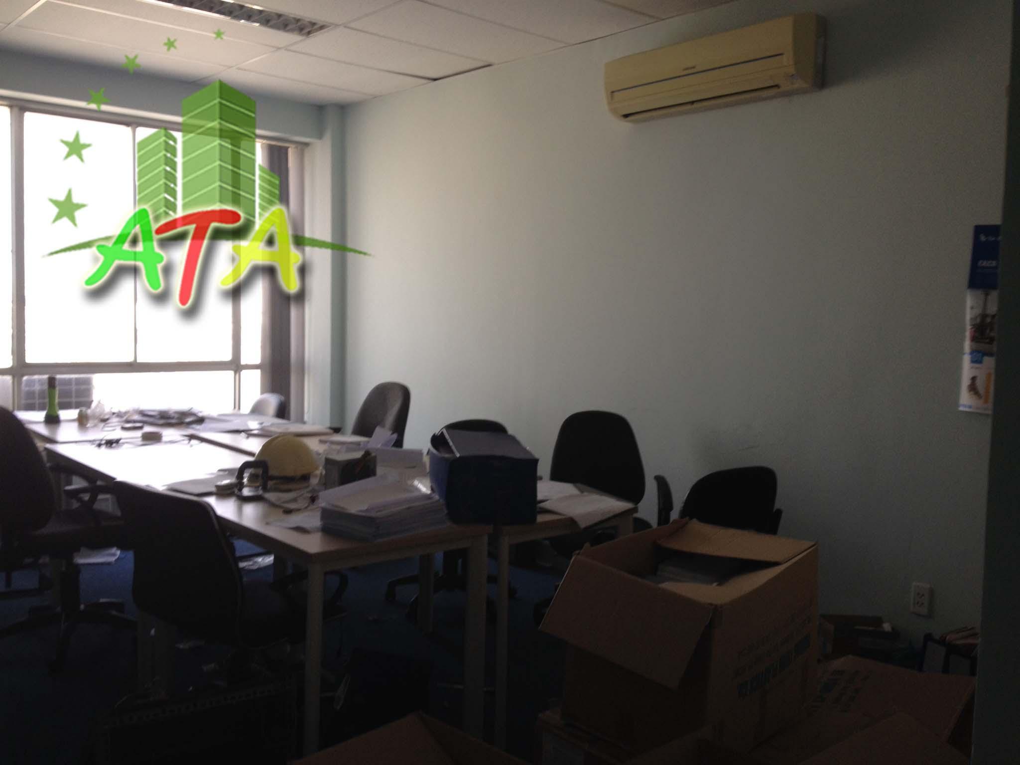 văn phòng cho thuê quận Bình Thạnh - Thành Đô building đường Bình Lợi - office for lease in HCMC, Binh thanh district