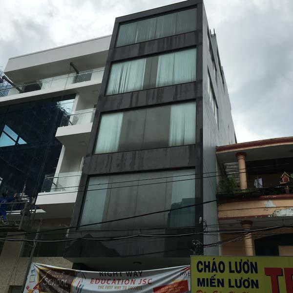 Văn phòng mặt tiền đường Sông Đà cho thuê diện tích 50m2, Q.Tân Bình