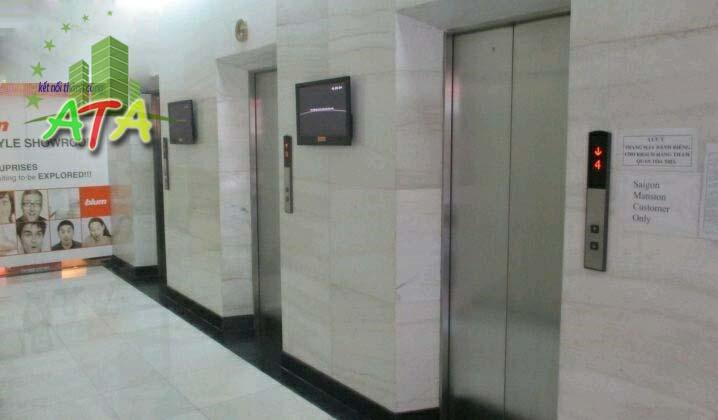 văn phòng cho thuê quận 3 Saigon Mansion Building - office for lease