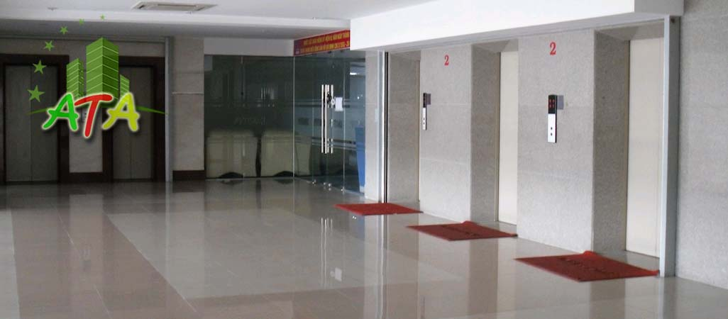 văn phòng cho thuê quận 4 - H3 Building Hoàng Diệu - Office for lease in HCMC