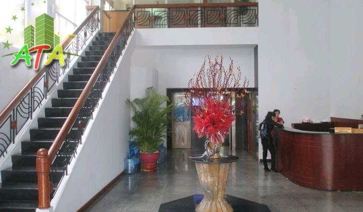 văn phòng cho thuê quận 3 KM Plaza Building - office for lease