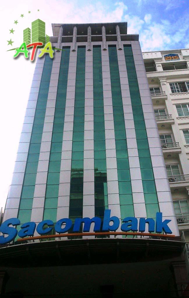 Tòa nhà Đại Dũng Building, đường Bạch Đằng, quận Tân Bình
