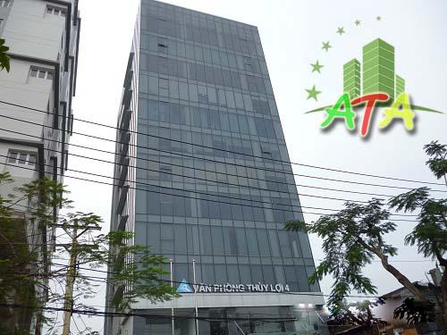 Tòa nhà Thủy Lợi 4 Building, đường Nguyễn Xí, quận Bình Thạnh