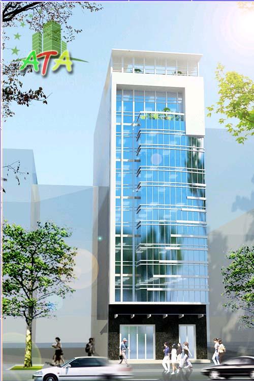 Tòa nhà OIIC Building, đường Nguyễn Đình Chiểu, quận 3