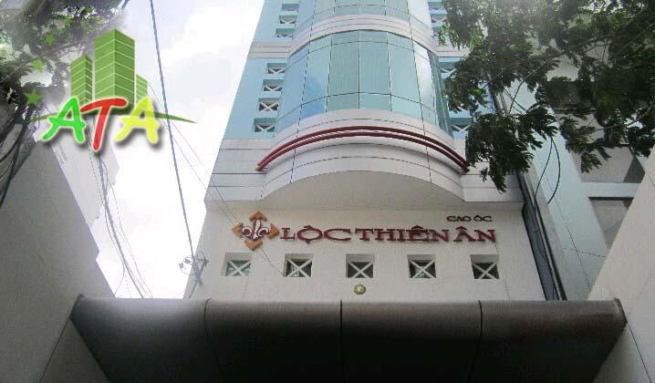 Văn phòng cho thuê Lộc Thiên Ân Office Building, đường Lê Quốc Hưng, Quận 4