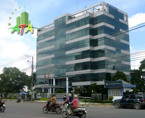 Văn phòng cho thuê Cảng Sài Gòn Building, đường Nguyễn Tất Thành, Quận 4
