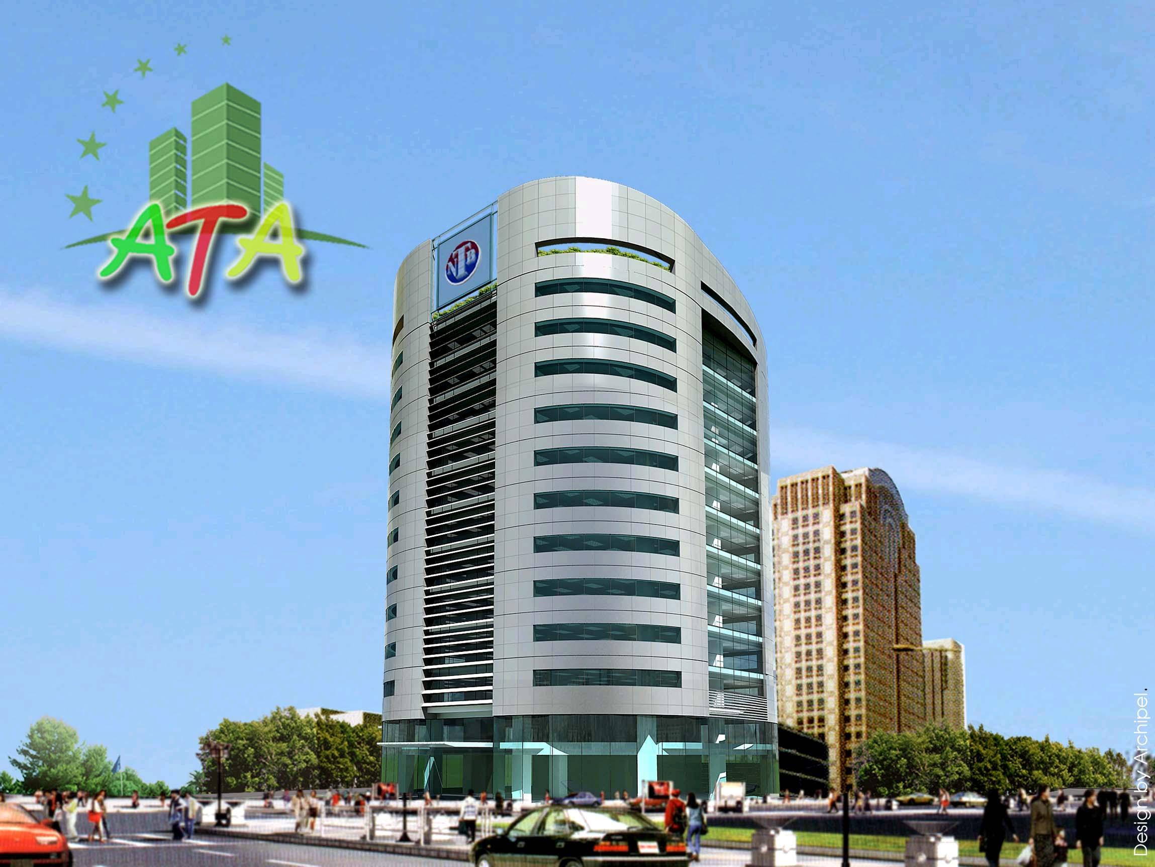 Văn phòng cho thuê CTV Building, đường Hoàng Diệu, Quận 4