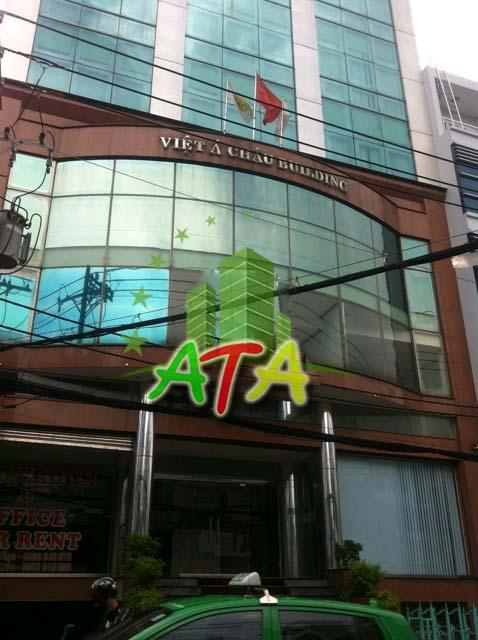 Tòa nhà VAC building, đường Huỳnh Văn Bánh, quận Phú Nhuận