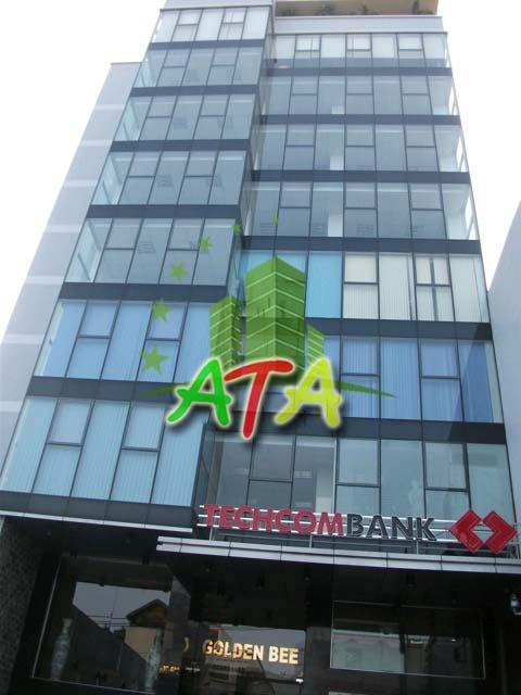Tòa nhà Golden Bee Building, đường Nguyễn Kiệm, quận Phú Nhuận