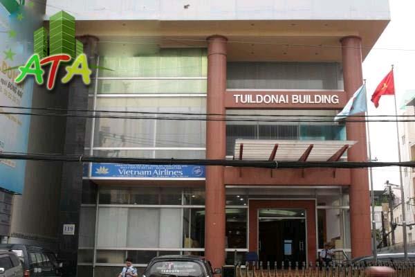 Tòa nhà Tuildonai Building, đường Điện Biên Phủ, quận 1