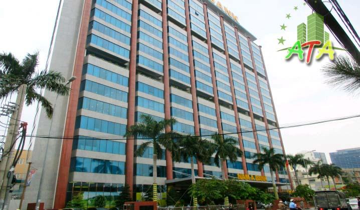 Tòa nhà Nam Á Building, đường Nguyễn Đình Chiểu, Quận 3