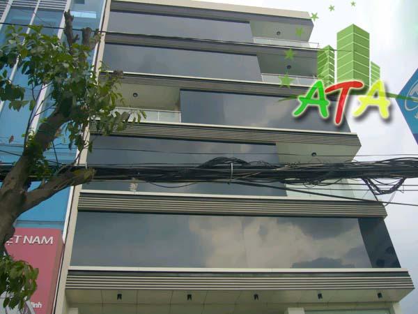 Tòa nhà Tiền Phong Building, đường Trường Sơn, quận Tân Bình