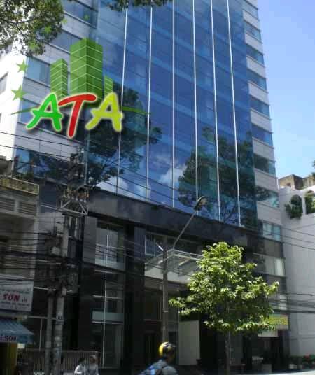 Văn phòng cho thuê Điện Ảnh Building, đường Hoàng Hoa Thám, quận Bình Thạnh