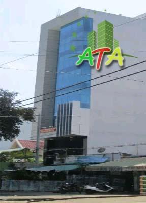 Văn phòng  cho thuê ATA Building , đường Bạch Đằng, quận Tân Bình