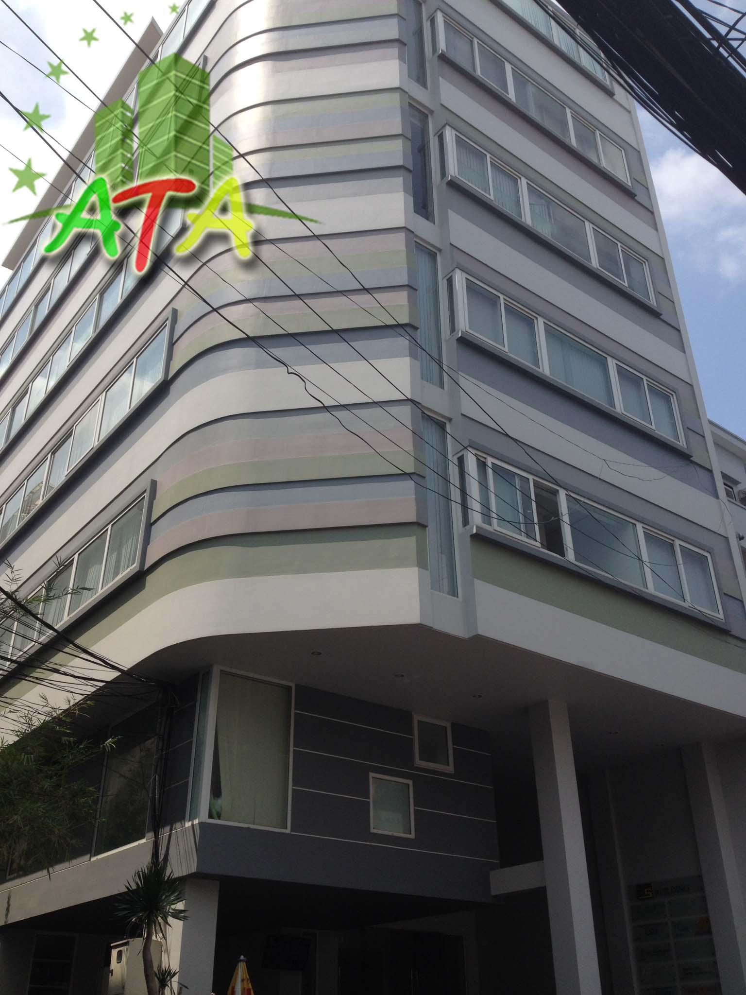 Tòa nhà TS Building, đường số 2 Cư Xá Đô Thành, quận 3