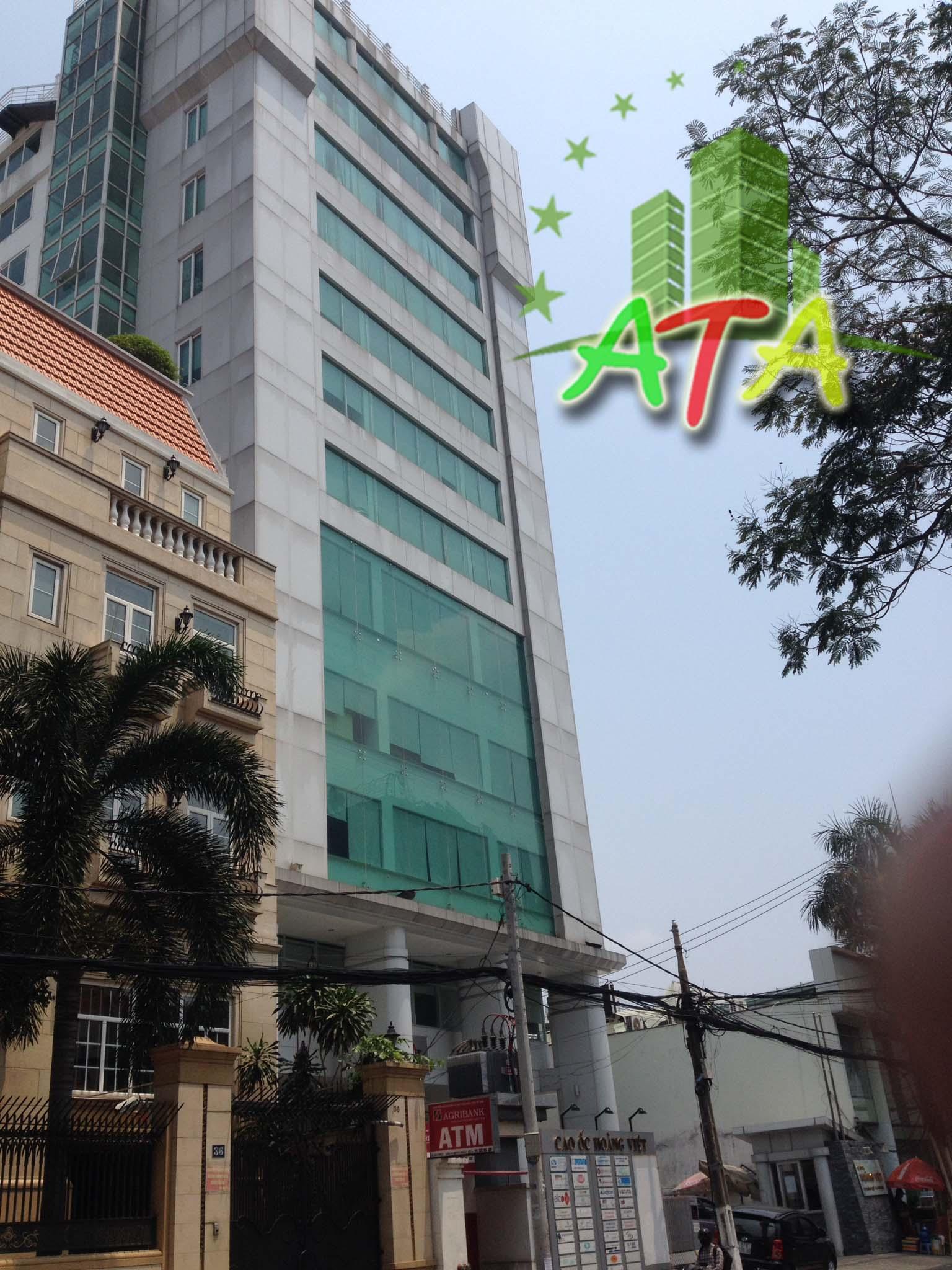 Văn phòng cho thuê Báo Pháp Luật Building, đường Hoàng Việt, quận Tân Bình
