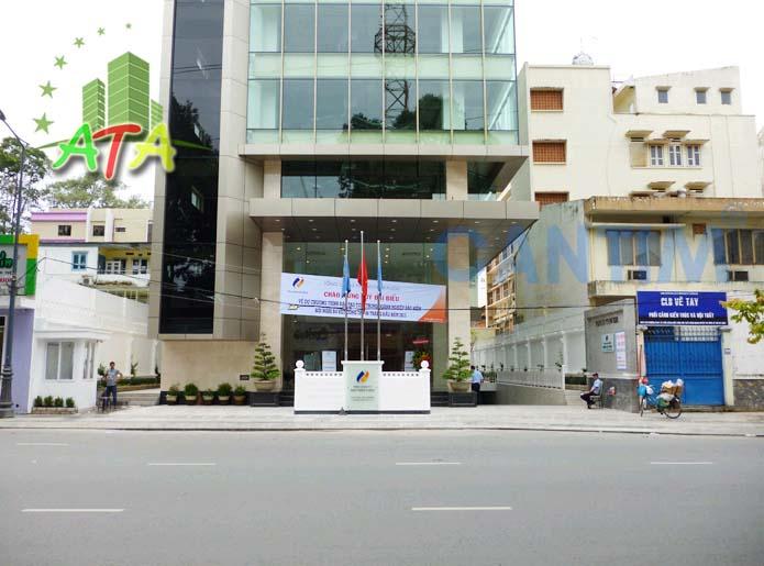 Văn phòng cho thuê Nguyễn Kim Tower, đường Nguyễn Thị Minh Khai, quận 1