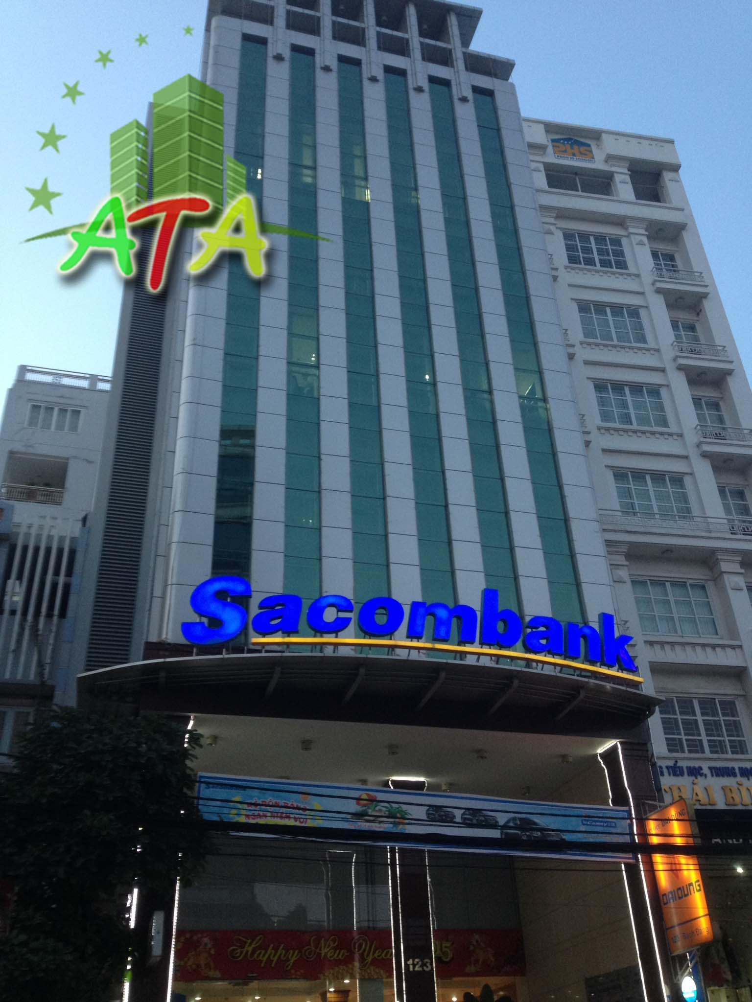 Tòa nhà Thái Bình Building, đường Hoàng Văn Thụ, quận Phú Nhuận